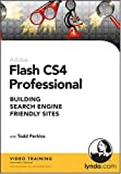 Flash CS4 Professional Building Search Engine Friendly Sites (Mac/PC CD)