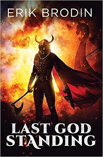 Last God Standing: Volume 3 (Endangered Norse Gods)
