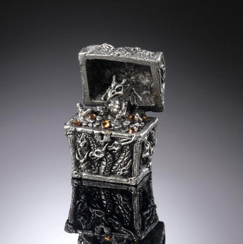 Dragon with Treasure (Treasure Guarding Dragon Figurine)