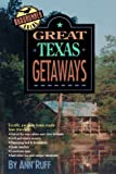 img - for Great Texas Getaways (Roadrunner Guide) by Ann Ruff (1992-04-01) book / textbook / text book