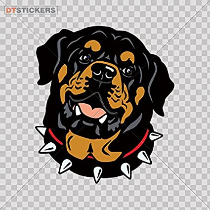Sticker Decal Rottweiler Dog