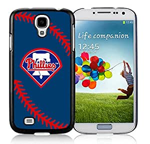 MLB Philadelphia Phillies Cool Custom Design Samsung Galaxy S4 Phone Case 01_16701