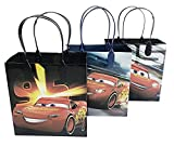 Disney Car Party Favor Goodie Small Gift Bags 12 Pcs