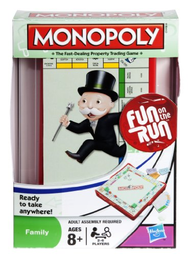 monopoly travel board game - 4