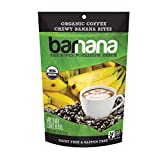 Cheap Barnana Organic Chewy Banana Bites – Coffee, 3.5 Ounce – Healthy Vegan Banana Fruit Snacks – Made with Sustainable, Eco Friendly Upcycled Bananas