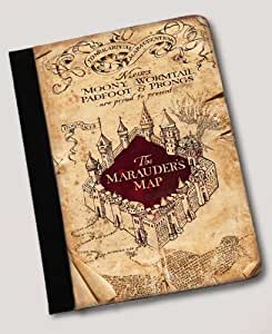 Amazon Com Harry Potter Inspired The Marauders Map Ipad 2