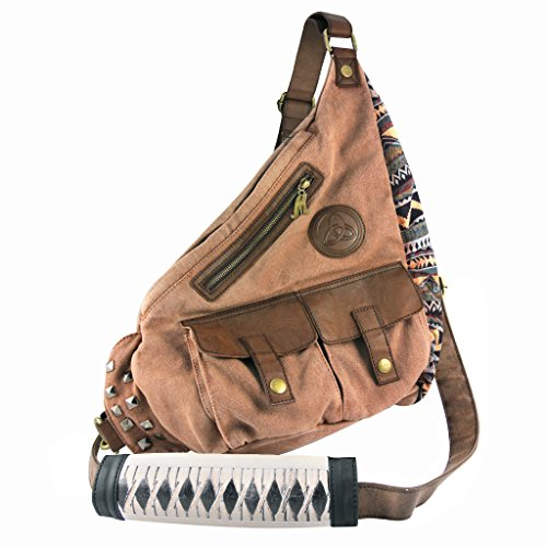 Walking Dead The Michonne Katana Sling Bag Standard ()