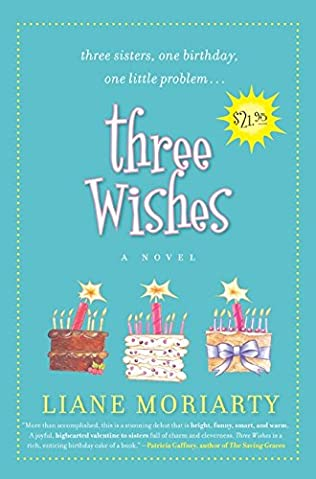 book cover of Three Wishes