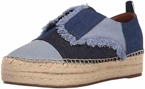 Nine West Women's Grinning Denim Dress Sandal