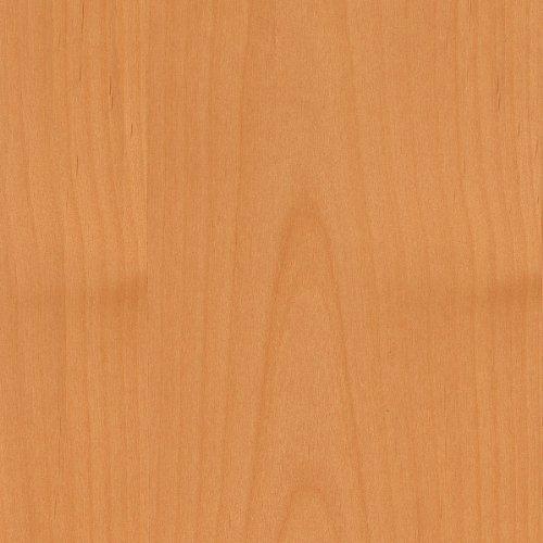 Alder Clear Wood Veneer 4X8 10 Mil Sheet By All