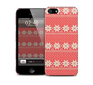 xmas jumper pattern iPhone 5 / 5S protective case