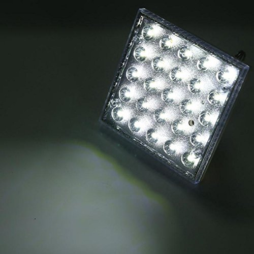 Led W 1 Rechargeable Solaire Leds Liang Lampe 6 Panneaux Chao 25 V ED2IH9