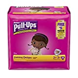 Health & Personal Care : Pull-Ups Learning Designs Training Pants for Girls, 2T-3T, 54 Count