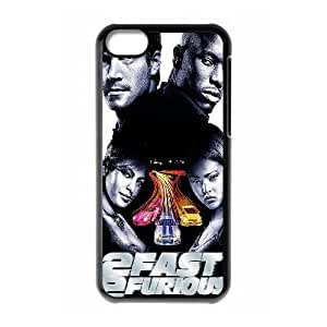 The Fast and the Furious Iphone5CPhone Case Black white Gift Holiday &Christmas Gifts& cell phone cases clear &phone cases protective&fashion cell phone cases NYRGG69703498