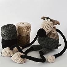 Luxury Big Mouse Amigurumi Crochet Kit,DIY Crochet Kit,Crochet Kit,Craft Kit,Arts Craft Kit,DIY Kit,Diy Kits,DIY arts craft kit