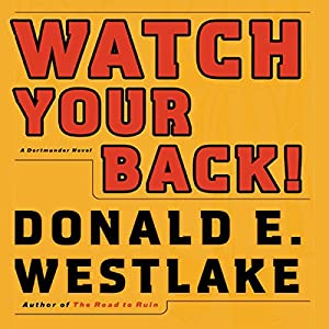 Watch Your Back! Audiobook