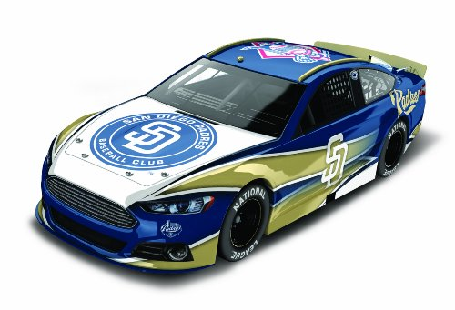 (San Diego Major League Baseball Hardtop Diecast Car, 1:64 Scale)