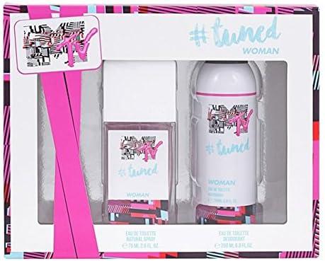 MTV, Set de fragancias para mujeres - 1 pack: Amazon.es: Belleza