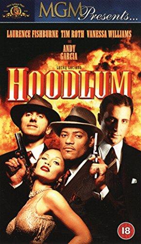 Hoodlum [Francia] [VHS]: Amazon.es: Laurence Fishburne, Tim ...