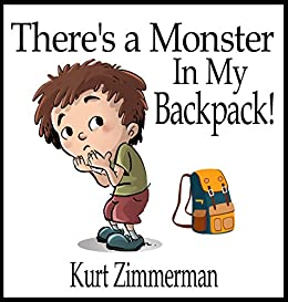 Theres Monster Backpack Kurt Zimmerman ebook product image