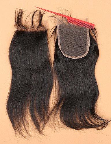 Vierges ViergeTissage 24 Cheveux De Part Droite Jff7a middle Avec Fermeture Non 20 22 3 Faisceaux Prolongation 24 Humains Transformés 35qLRc4jA
