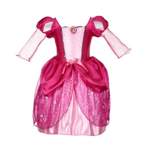 Disne (Pink Princess Dress For Toddler)