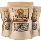 Michele's Granola Cinnamon Raisin, 12 Oz Package, Pack of 3