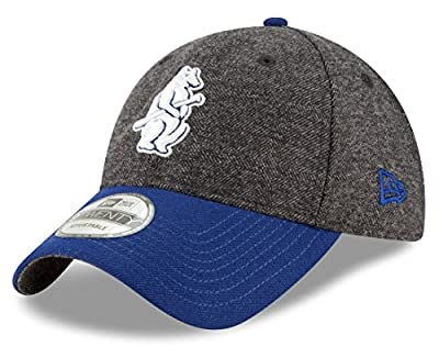 "Chicago Cubs New Era MLB 9Twenty ""Cooperstown Tweed Turn"" Adjustable Hat - 1914 from New Era"