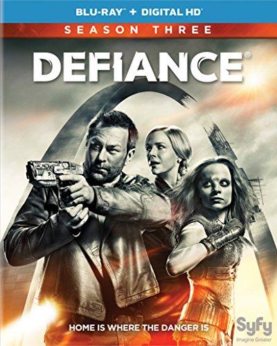 Defiance: Season 3 (Blu-ray + DIGITAL - Season Defiance 3