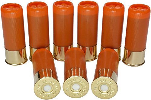 - B's Dry Fire Snap Caps ® - Dummy 12 Gauge Training Rounds (Orange 2 ¾