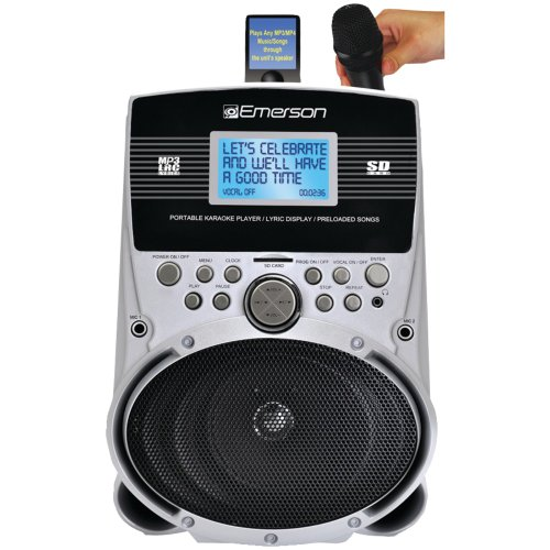 SD513 Karaoke System ()
