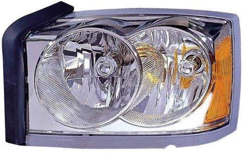 Dodge Dakota Headlight Driver - 9