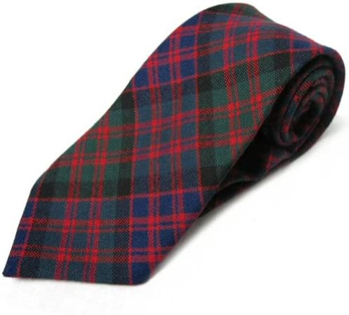 Corbata estilo tartán para hombre - 100% lana - Douglas: Amazon.es ...