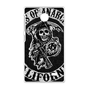 Sons Of Anarchy Galifornia Design Personalized Fashion High Quality Cool For Nokia X