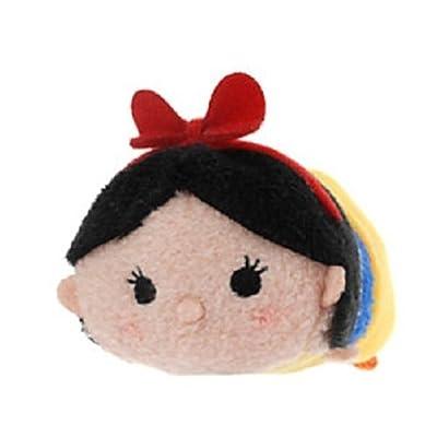 Disney Tsum Tsum Snow White Mini Stackable New with Tag Seven 7 Dwarfs: Toys & Games