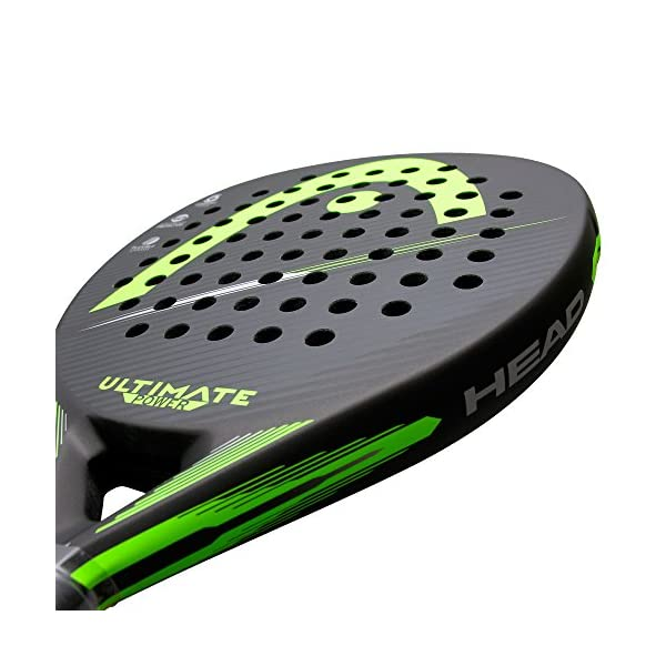 Head - Racchetta da Paddle Ultimate Power Green 2018. 4 spesavip