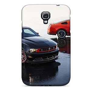 meilz aiai[csWmgYM4561WbxtI]premium Phone Case For Galaxy S4/ Stangs Tpu Case Covermeilz aiai