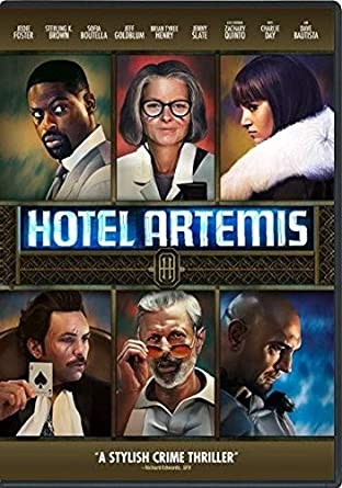Hotel Artemis Sorry This Item Is Not Available In