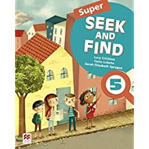 Super Seek and Find. Student's Book e Digital - Pacote: Volume 5