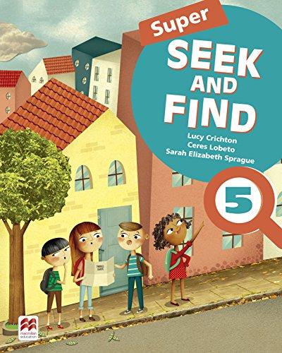 Super Seek and Find. Student's Book e Digital - Pacote: Volume 5