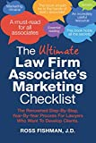 The Ultimate Law Firm Associate's Marketing