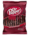 Dr Pepper Flavoured Licorice Candy Tw...