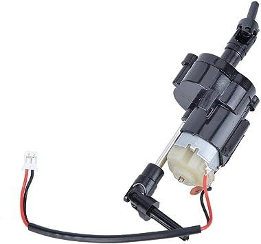 Tbest Caja de alimentación de transmisión RC, Caja de Cambios de Accesorios de Juguete de Coche de plástico para MN-35 MN-66 B-14 B-24 RC Car: Amazon.es: Juguetes y juegos