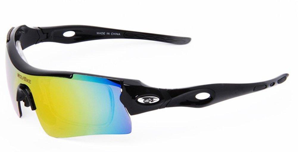 ラウンド  cc-jj- cc-jj- UV UV 400偏光レンズサイクリングメガネバイクカジュアル自転車サングラス3色 B01CPJKVYS, アロマージュ:cb7b4f01 --- ciadaterra.com