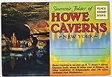 Howe Caverns New York (1940's Souvenir Postcard Folder) offers