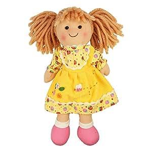 Bigjigs Toys Daisy 28cm Doll by Bigjigs Toys