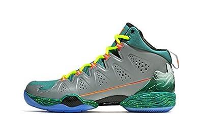 Jordans Christmas 2019.Nike Air Jordan Melo M10 Christmas 640318 025 Amazon In