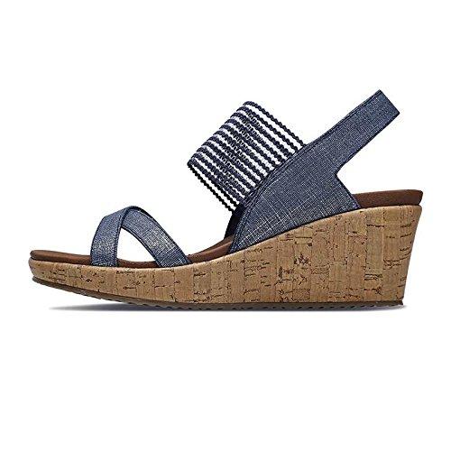 Eu38 Avec À Hauts uk5 Femmes Exposés Pente Chaussures Sandales Élégantes 138 Talons Shoeshaoge nAB1HqvC
