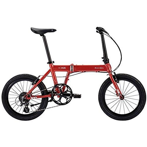 DAHON(ダホン) 折りたたみ自転車 Horize サンセットクラウド B076P7S3YV