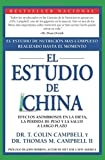 The China Study: Startling Implications for Diet, Weight-Loss and Long-term Health is the definitive resource for anyone considering a plant-based diet and, because of this, more than a half million people have picked up the book.With ...